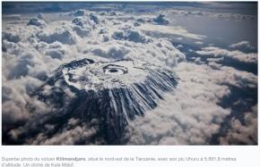 Kilimandjaro, l'ivresse…