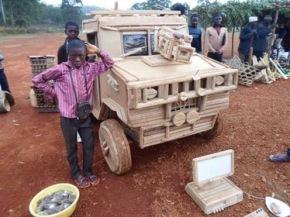 Enfants d'#Afrique: Façonner ce qui nous fascine, un «monde imaginé»…